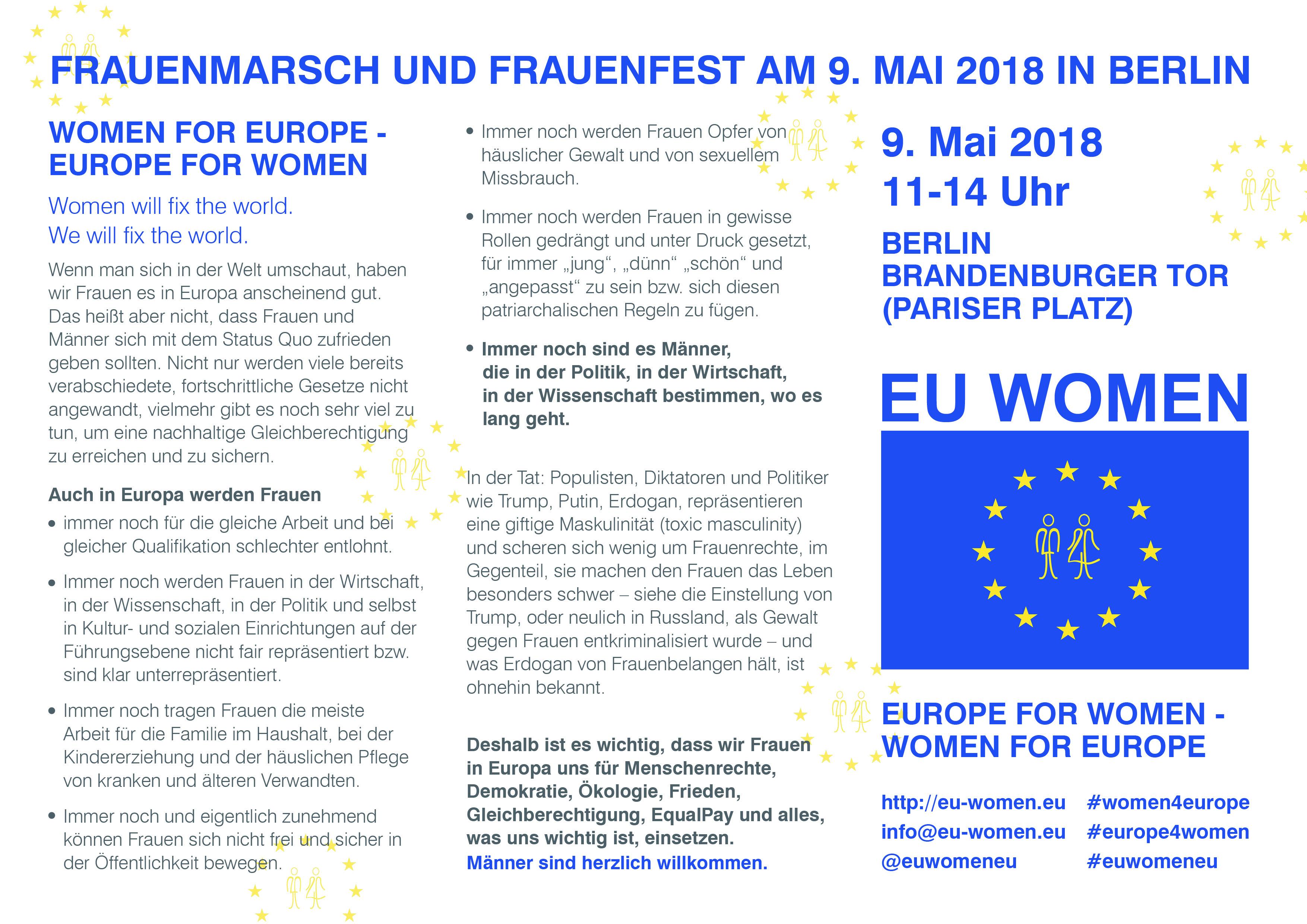 Präsentation © EU Women